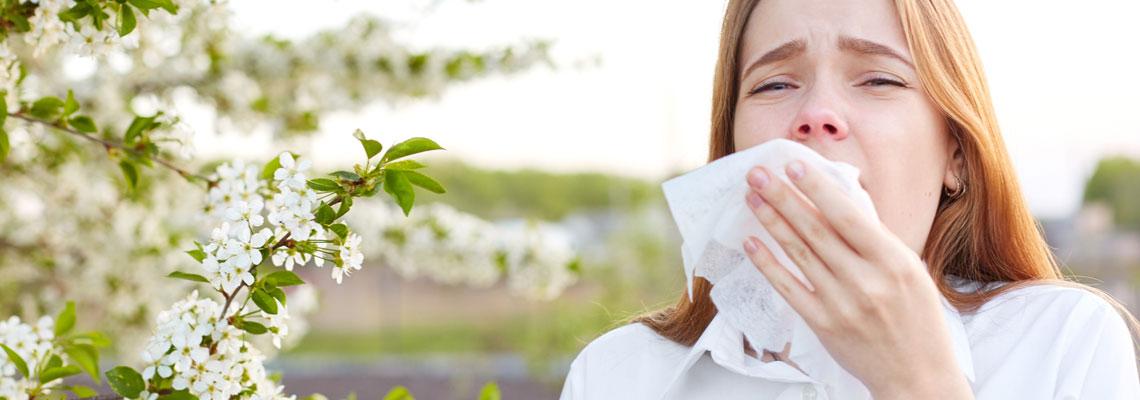 Traitez vos allergies
